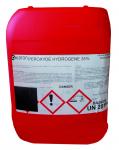 Peroxyde d'hydrogène - Bidon 20 L