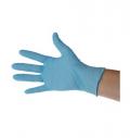 Gant Nitril Bleu