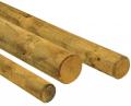 Rondin Fraisé - D14 cm 1m