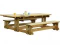 Table Mobilité Réduite - 89 x 250