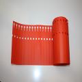 Etiquette Loky Roll Orange - 160 x 13