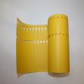 Etiquette Loky Roll Jaune - 160 x 13