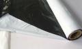 Film Gouttière Noire et Blanc 70 Microns - 0m70 x 1 000