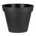 Pot Toscane -  100 x H 79,5 cm - 356 L - Gris Anthracite
