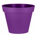 Pot Toscane -  100 x H 79,5 cm - 356 L - Prune