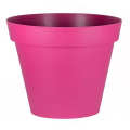 Pot Toscane - 100 x H 79,5 cm - 356 L - Fuchsia