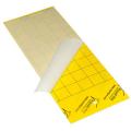 P-Demi-Board Jaune - 20 x 25 cm - Paquetde 20 - colle sèche