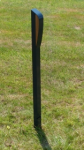 Potelet Gamme Horizon Hs 0.90m Peint + Teck