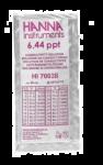 Solution d'étalonnage TDS à 6,44 g/L (ppt) - sachet de 20 mL
