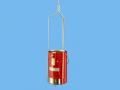 Suspension Lampe à Soufre