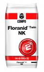 Floranid Twin NK 14-0-19 + 2 MgO - Sac de 25 kg