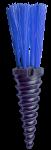 Implant Plifix Bleu - Kit de 25 unités
